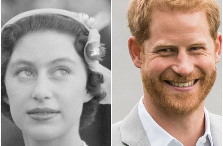 Prince Harry Gave up Royal Life for Love but Princess Margaret Didn't