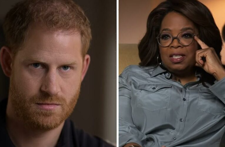 Prince Harry Talks Meghan, Diana's Death and Feeling 'Trapped' by Royal Family In Mental Health Doc