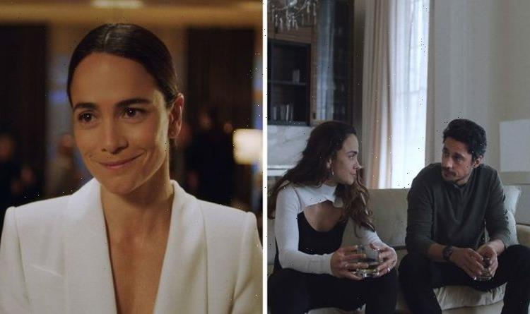 Queen of the South Season 5: Teresa and James' romance sealed with kiss in promo