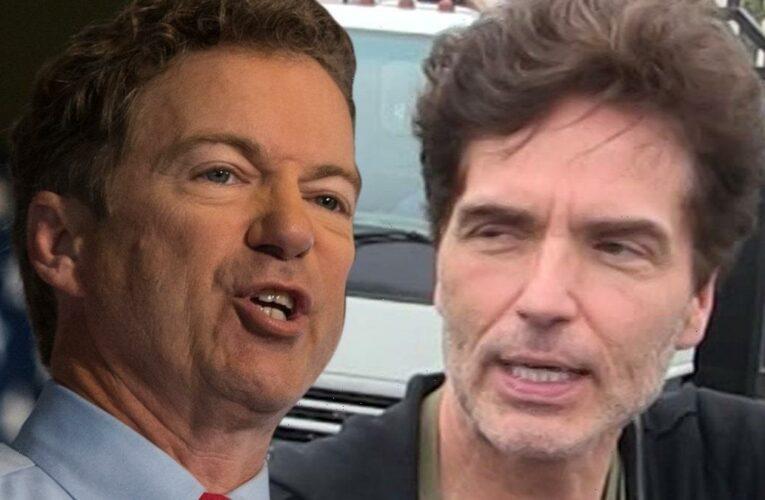Richard Marx Dismisses Rand Paul's Claim of Inciting Violence Against Him
