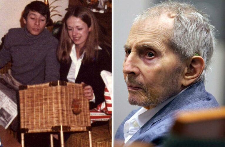 Robert Durst's dad and bro helped him to cover up murder of his missing wife Kathie who vanished in 1982, lawyers claim