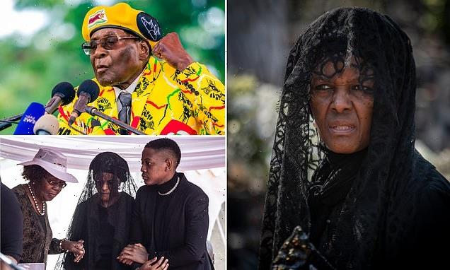 Robert Mugabe's widow 'Gucci' Grace five cows and two goats