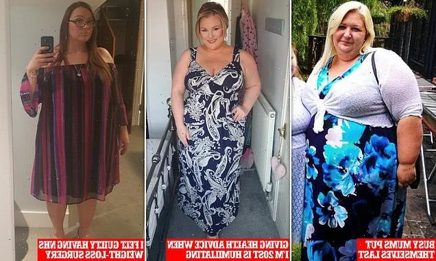 SARAH VINE: Why I'm not surprised so many women are obese