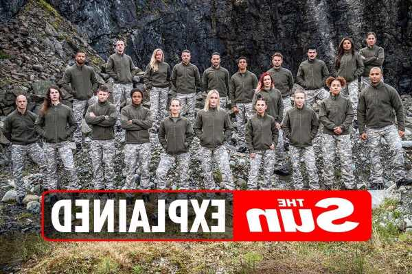SAS: Who Dares Wins cast – Who are the 2021 contestants?