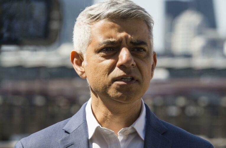 Sadiq Khan: London mayor says he will explore London Olympic bid if re-elected