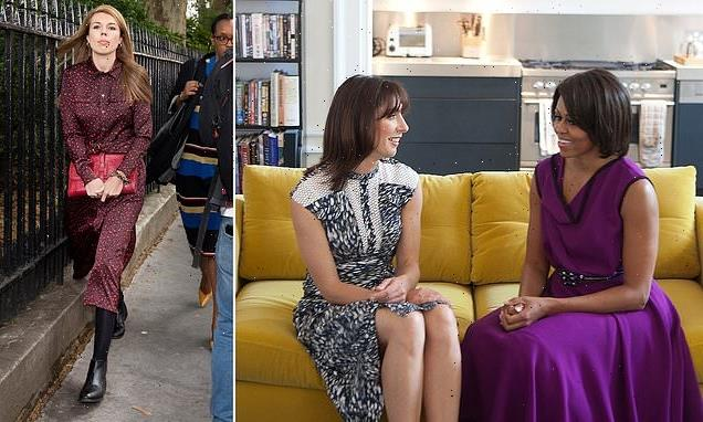 Samantha Cameron throws her support behind Carrie Symonds