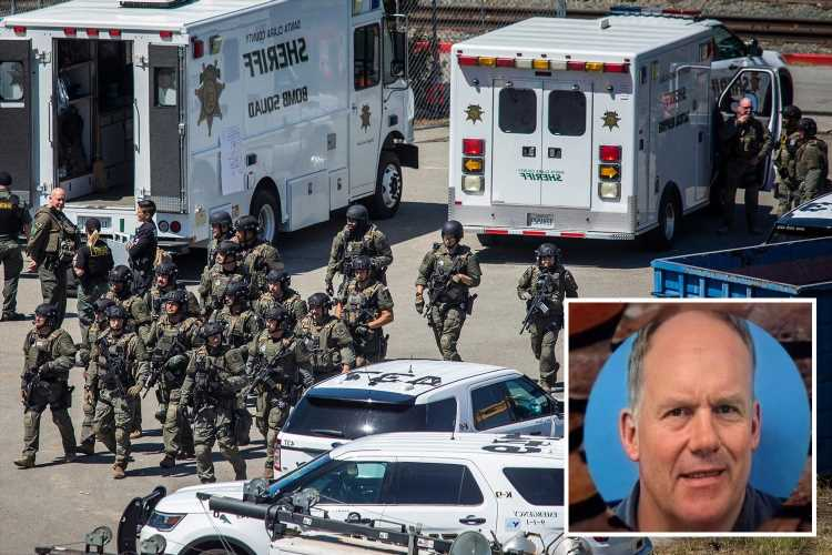 San Jose shooting – Samuel Cassidy had 'spoken to ex-wife about killing co-workers' before he massacred nine