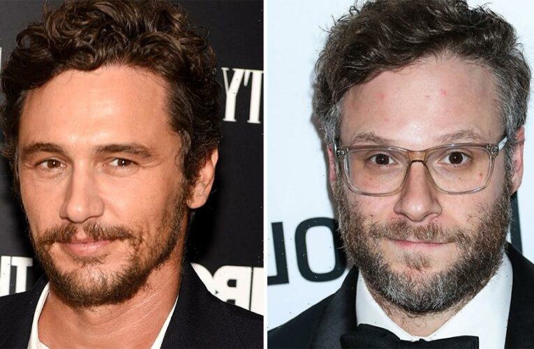 Seth Rogen Stays Silent On Future Plans With James Franco Following Sexual Misconduct Allegations