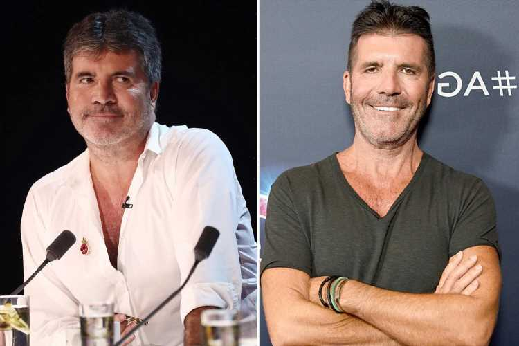 Simon Cowell says it's 'lucky' he broke his back because it meant he 'didn't get Covid'