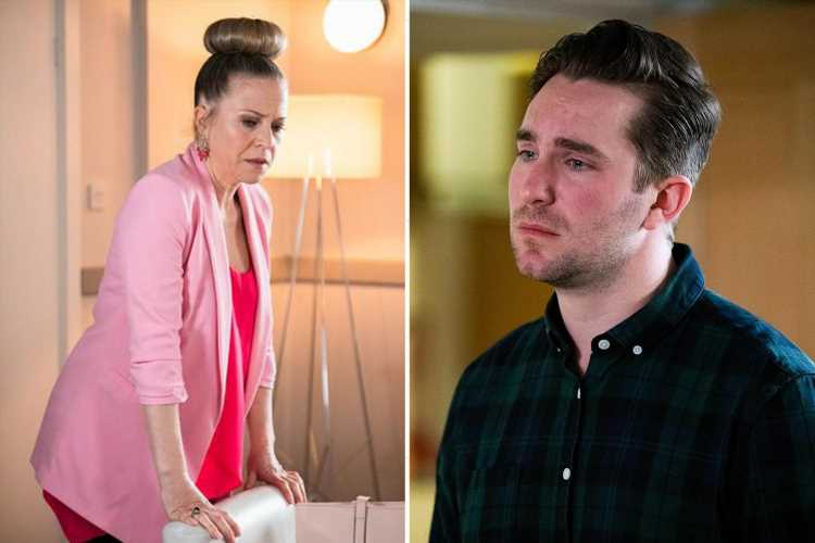 Six huge EastEnders spoilers for next week as Linda fears she's pregnant and undercover Callum finally confesses