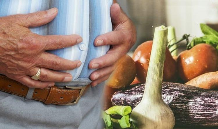 Stomach bloating: Three biggest culprits when it comes to vegetables & increased symptoms