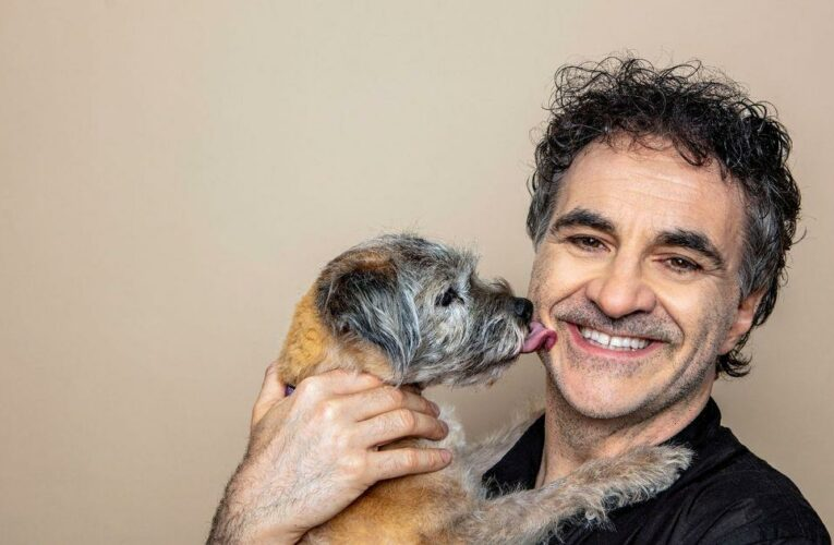 Supervet Noel Fitzpatrick 'prepared for 30 years' to save his beloved dog after tragic accident