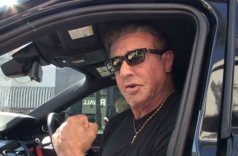 Sylvester Stallone Says Poirier Has 'Big Time Advantage' Over Conor McGregor In Trilogy Fight