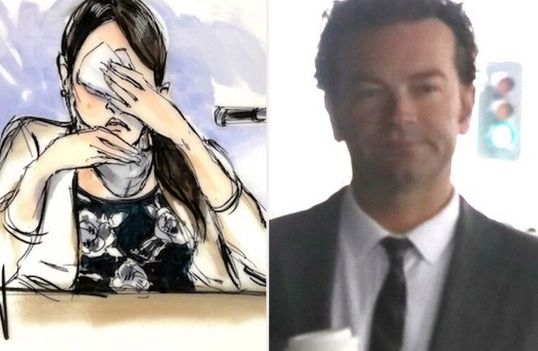 """That 70s Show star Danny Masterson 'spit on rape victim and called her """"white trash"""" when she fought back', trial hears"""