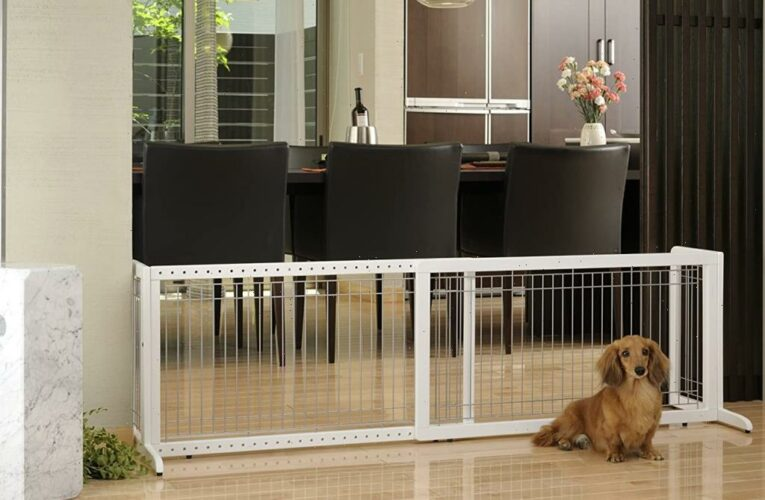 The Best Extra Wide Safety Gates for Pet-Proofing Your Home