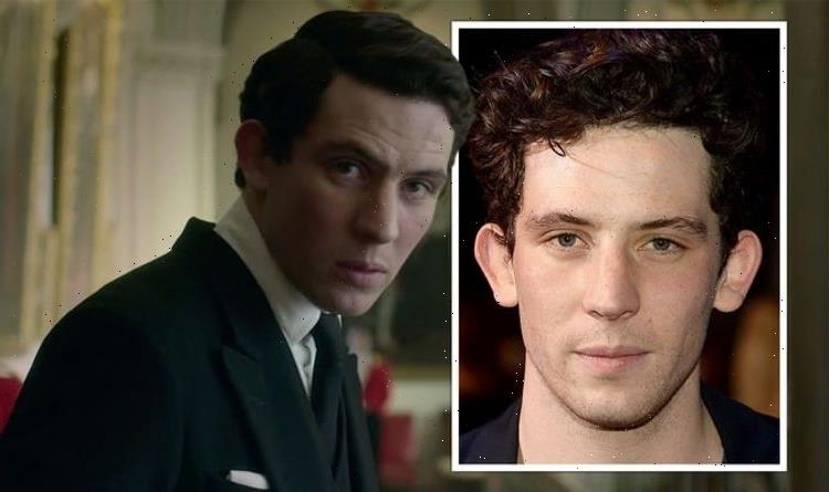 The Crown's Josh O'Connor admits to 'never being interested' in Prince Charles