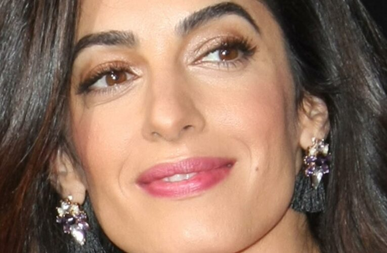 The Secret To Amal Clooney's Flawless Skin Is Simpler Than You Think