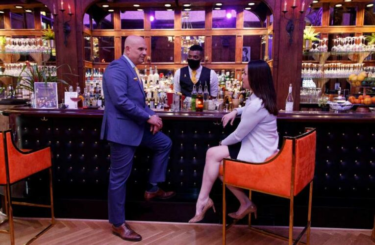 The legendary Friars Club reopens with a fresh new look