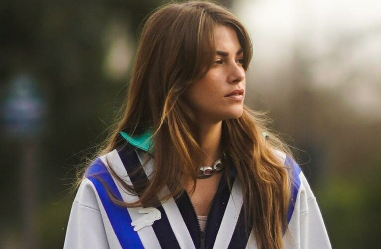 """The """"Waterfall Layers"""" Haircut Trend Is an Effortless Summer Style For Long Hair"""