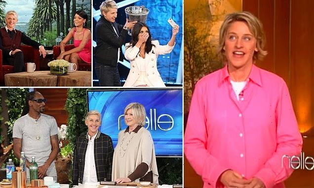 The rise and fall of The Ellen DeGeneres Show