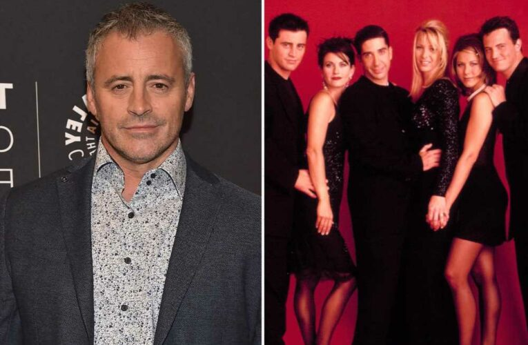 The shocking cast injury that 'Friends' kept secret for decades