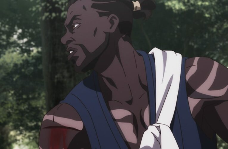The writer of Netflix's 'Yasuke' talks potential spinoffs and how his military service informed the series
