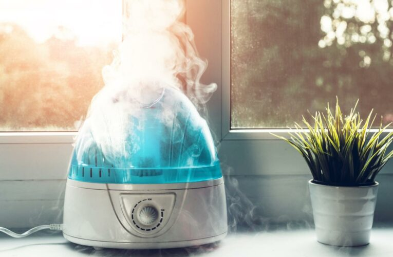This Is What Really Happens When You Use Tap Water In A Humidifier