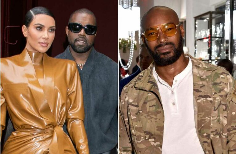 Tyson Beckford: Kanye West tried to get tough with me over Kim Kardashian