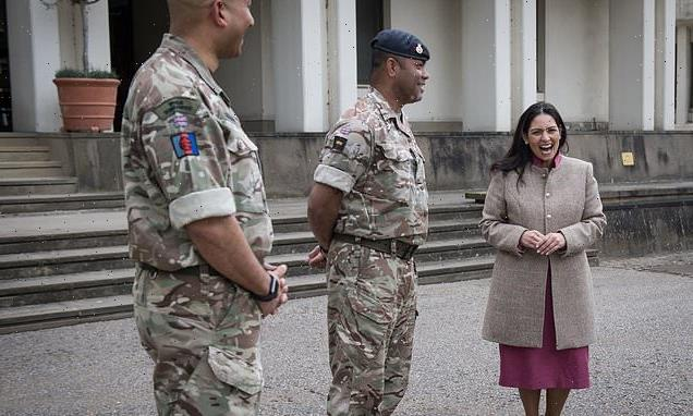 Visa boost for foreign troops