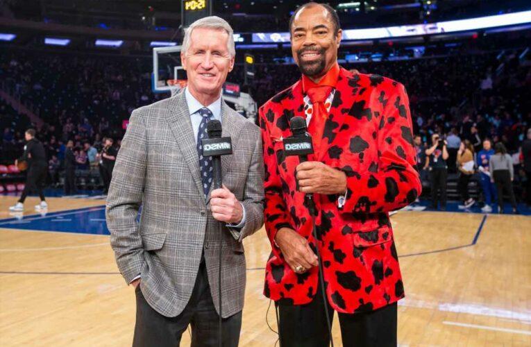 Walt Frazier, Mike Breen break down Knicks-Hawks in chat with Post