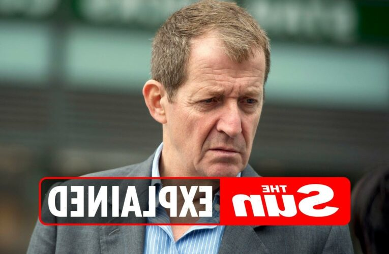 What has Alastair Campbell said about his battle with depression?
