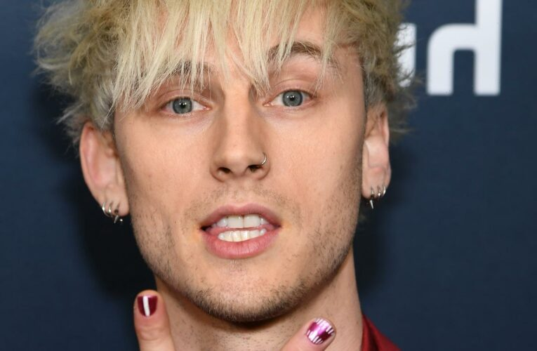 What's Going On With Machine Gun Kelly's Tongue?