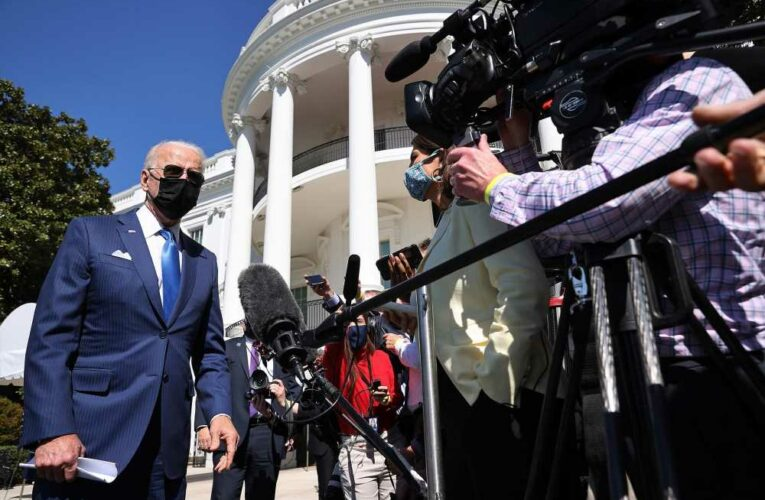 White House reporters fume over Biden administration's media policy: report