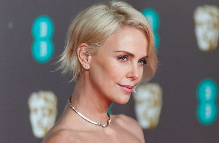 Whoa, Whoa, Whoa —We Need a Minute to Digest Charlize Theron's New Red Curly Hair