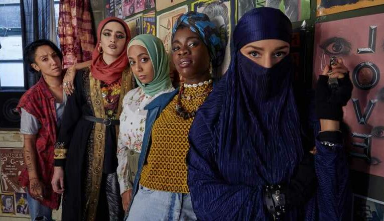 Why this TV show about an all-female Muslim punk band from east London should be your next watch