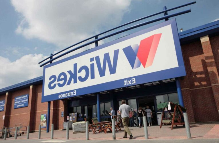 Wickes May Bank Holiday 2021 opening times: What time do stores open today?