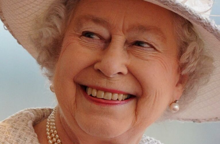 You Won't Believe Who Queen Elizabeth Gave An Award To