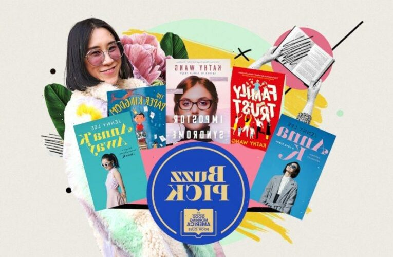 'GMA' Buzz Picks: Eva Chen's book recommendations for AAPI Heritage Month