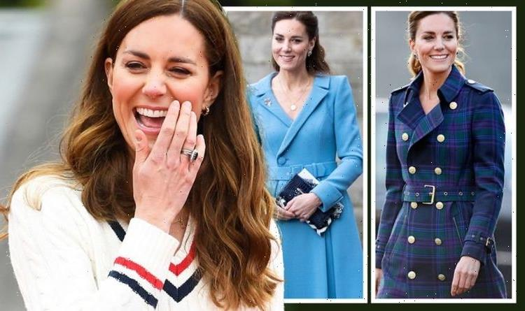 'Chic' Kate Middleton 'effortlessly dresses to impress' with 'regal' but 'relatable' style