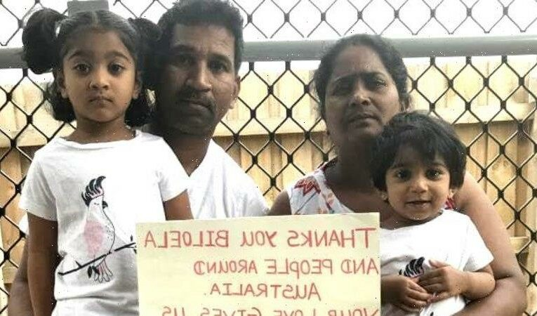 'They should never have been sent': Biloela family's fate to be decided within days
