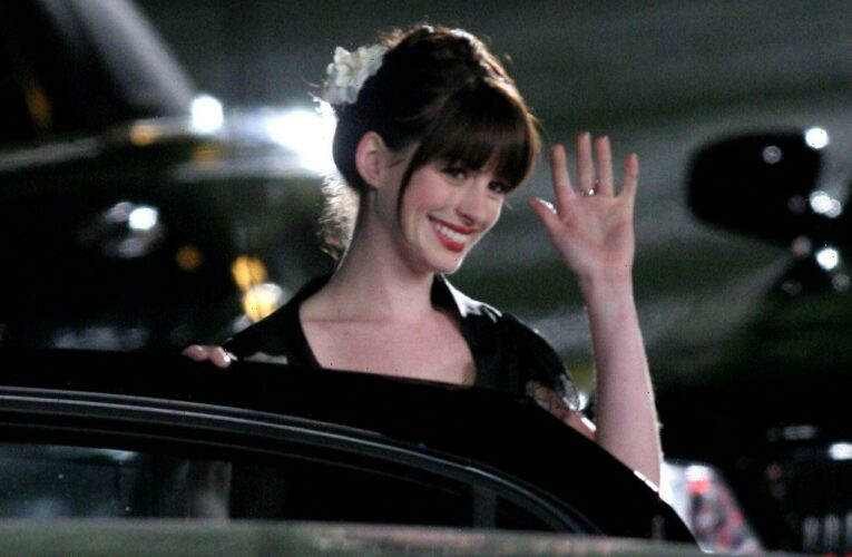 'The Devil Wears Prada': Anne Hathaway Said 'It Was a Nightmare' When She Had to Gain and Then Lose 10 Pounds