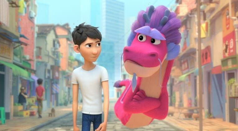 'Wish Dragon': How to Bring an Animated 'Aladdin' Back to China