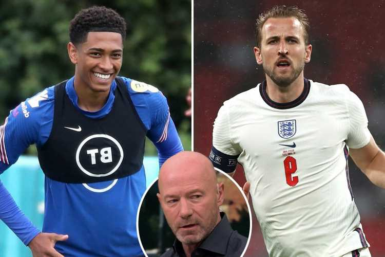 Alan Shearer says misfiring Harry Kane MUST start for England vs Czech Republic but wants Southgate to make two changes