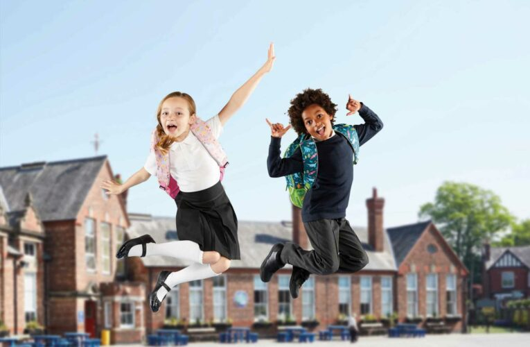 Aldi launches Britain's cheapest-ever school uniform — costing just £4.50