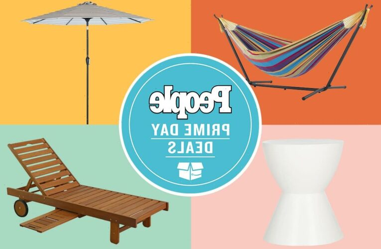 All the Best Patio Furniture Sales for Amazon Prime Day – Starting at $38