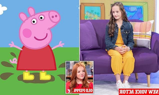 Amelie Bea Smith, 9, on being Peppa Pig's new voice