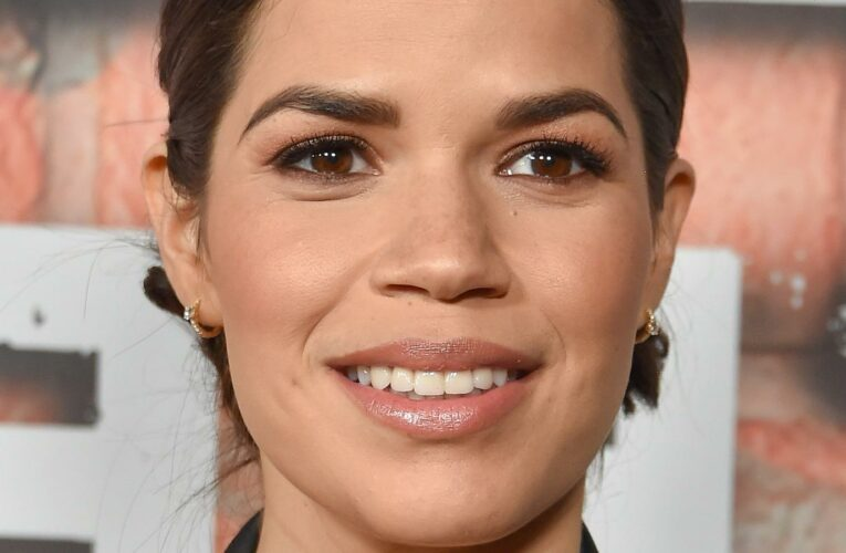 America Ferrera Reveals The 'Scary' Part About Giving Birth During The Pandemic