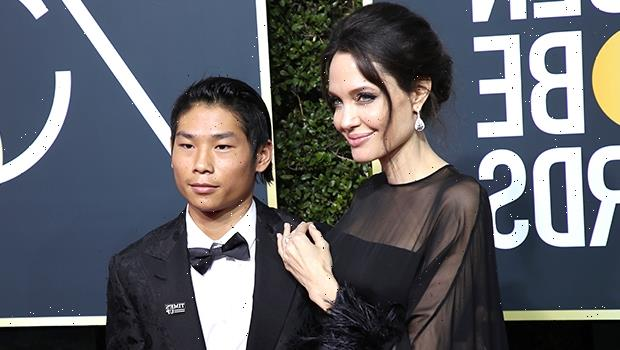 Angelina Jolie Introduces Ex Jonny Lee Miller To Son Pax, 17, Amid Custody Battle With Brad Pitt