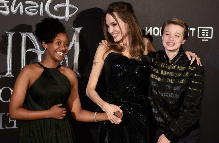 Angelina Jolie Reveals Daughter Zahara Experienced Medical Bias Following Surgery