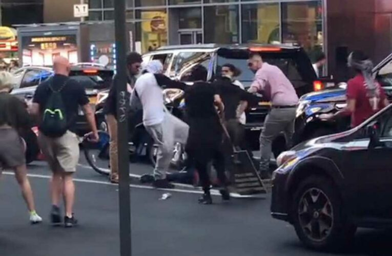 Another suspect arrested in beating of Jewish man near Times Square